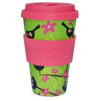 Tazza da caffè americano ecologica Widdlebirdy