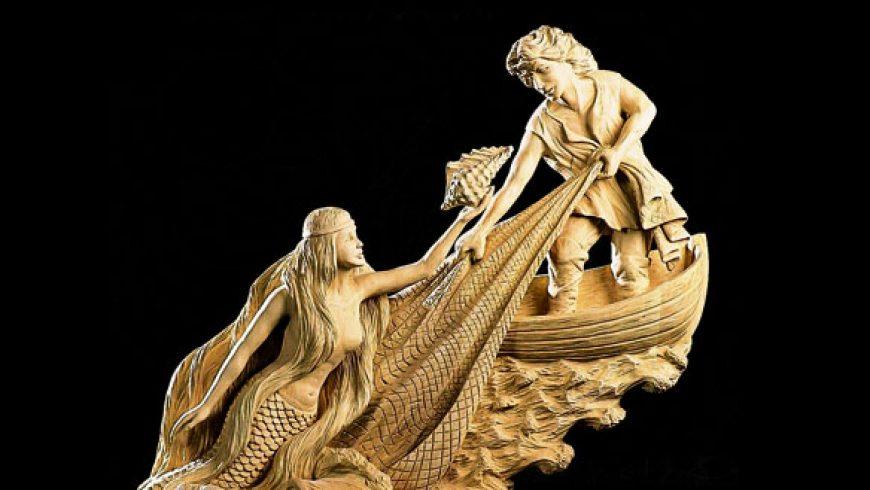 """""""L'origine dell'ambra"""" – La leggenda di Jurate e Kastytis"""